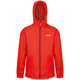 Regatta Pack It III Chaqueta Hombre, burnt salmon